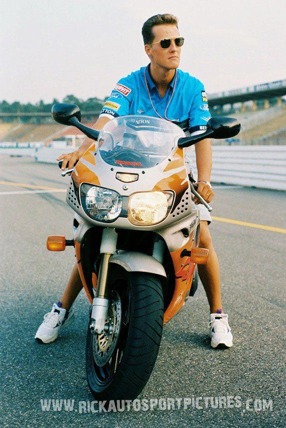 Michael Schumacher Hockenheim 1994