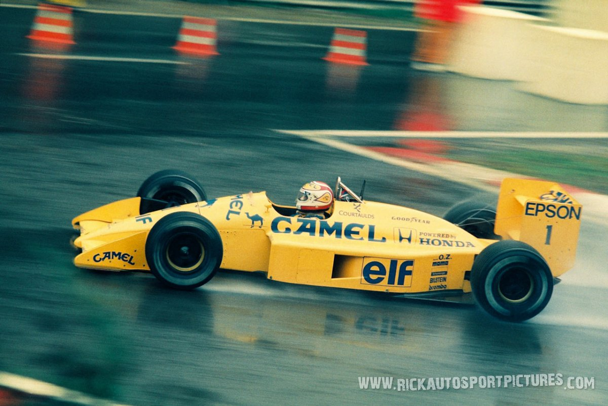 Nelson Piquet, Spa 1988