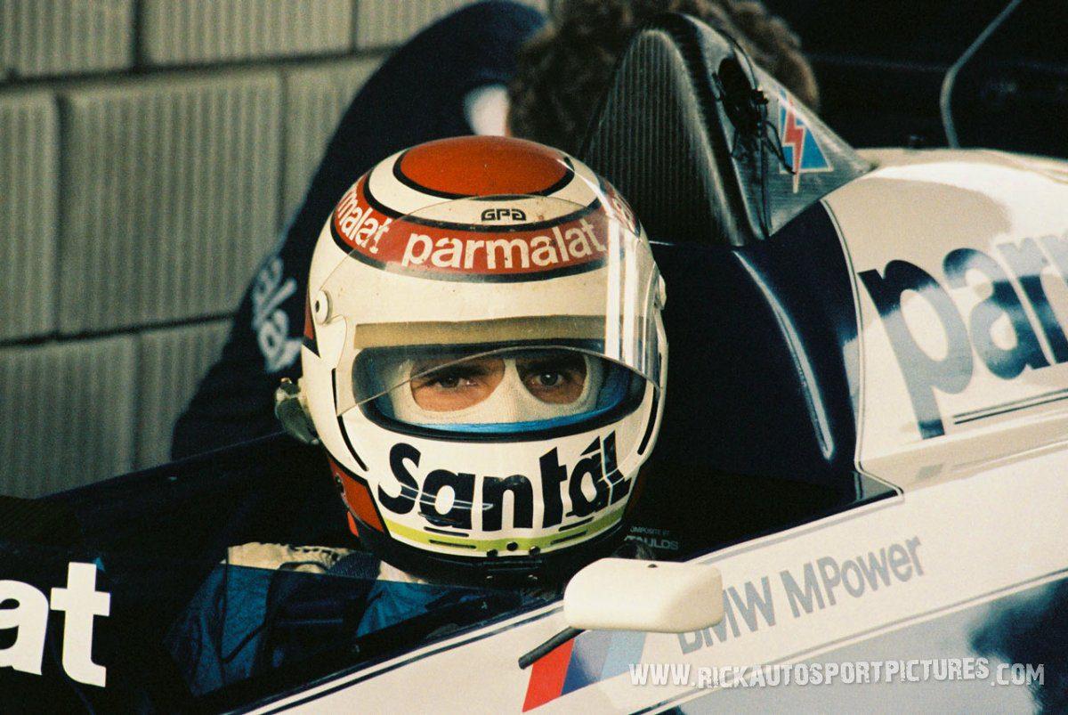 Nelson Piquet, Zandvoort 1984