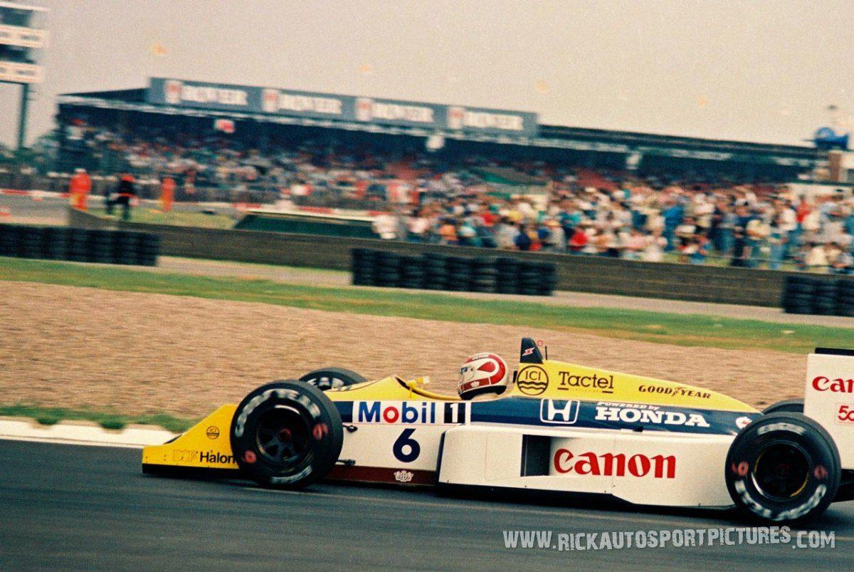 Nelson Piquet, Silverstone 1987