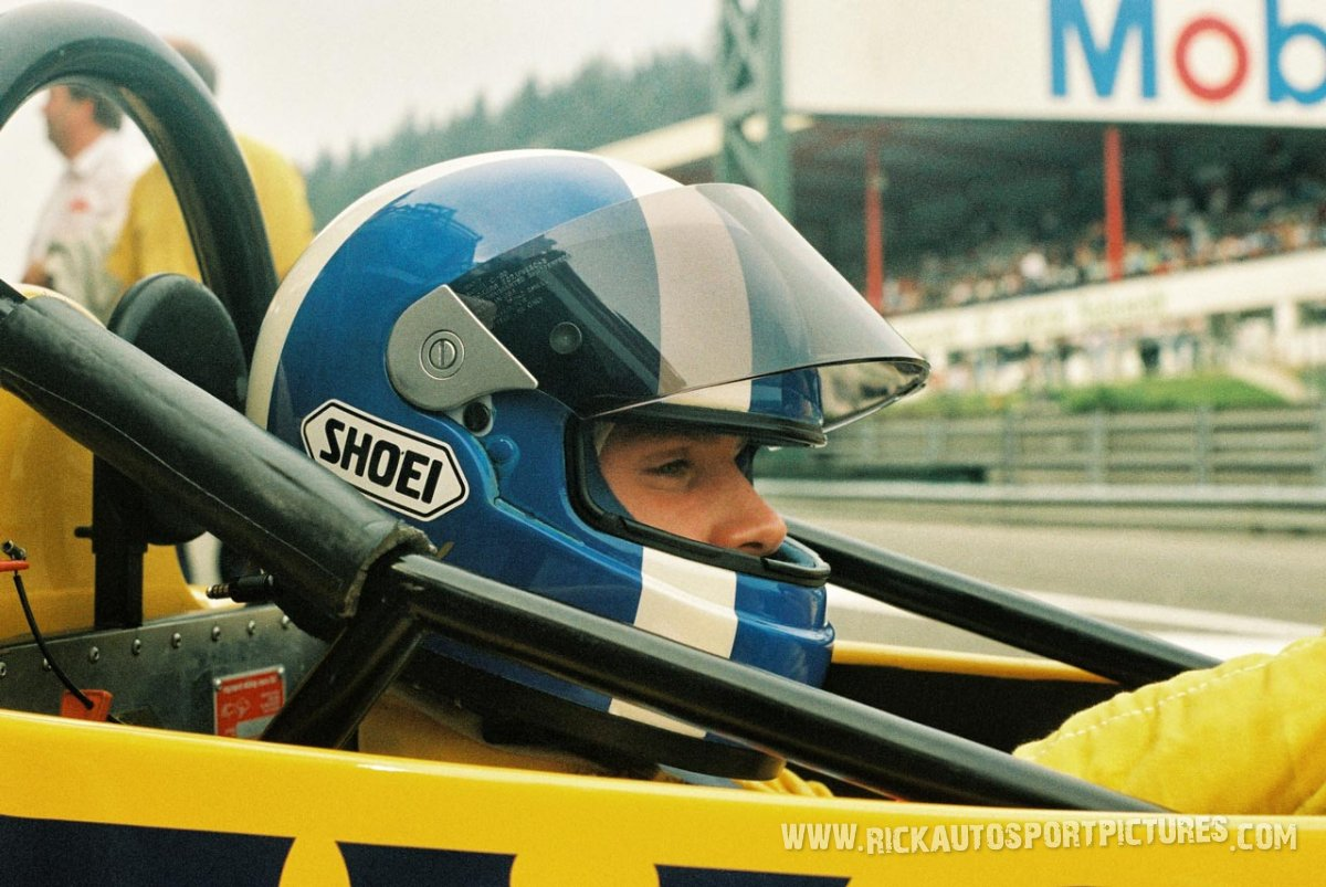 David Coulthard Spa 1990
