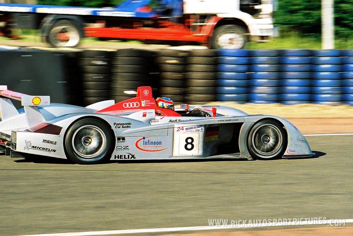Tom Kristensen Le Mans 2000
