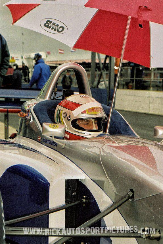 Tom Kristensen Silverstone 1997