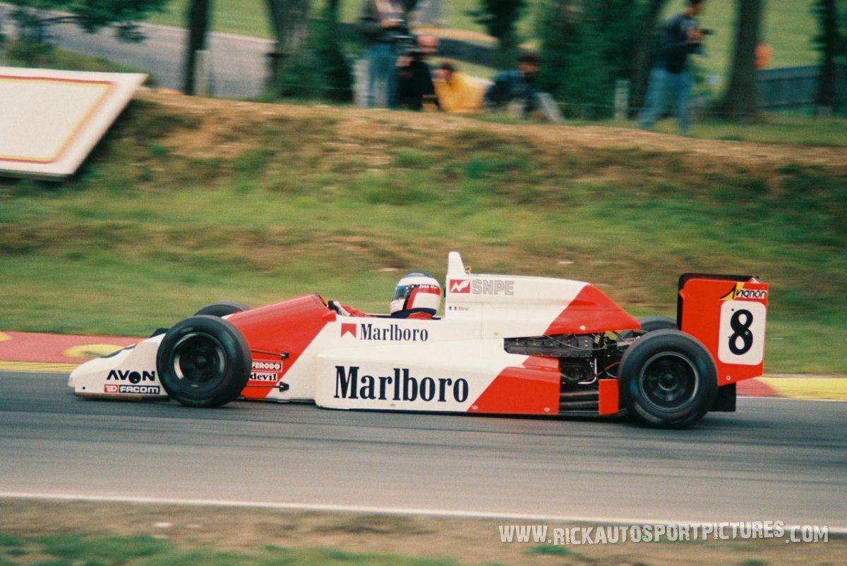 Jean Alesi F3000