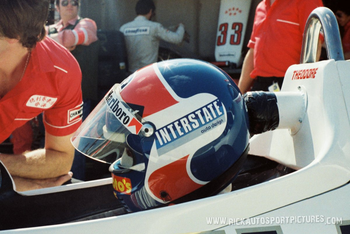 Jan Lammers 1982