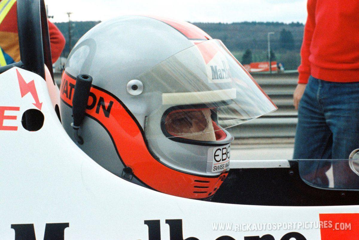 John Watson Spa 1983