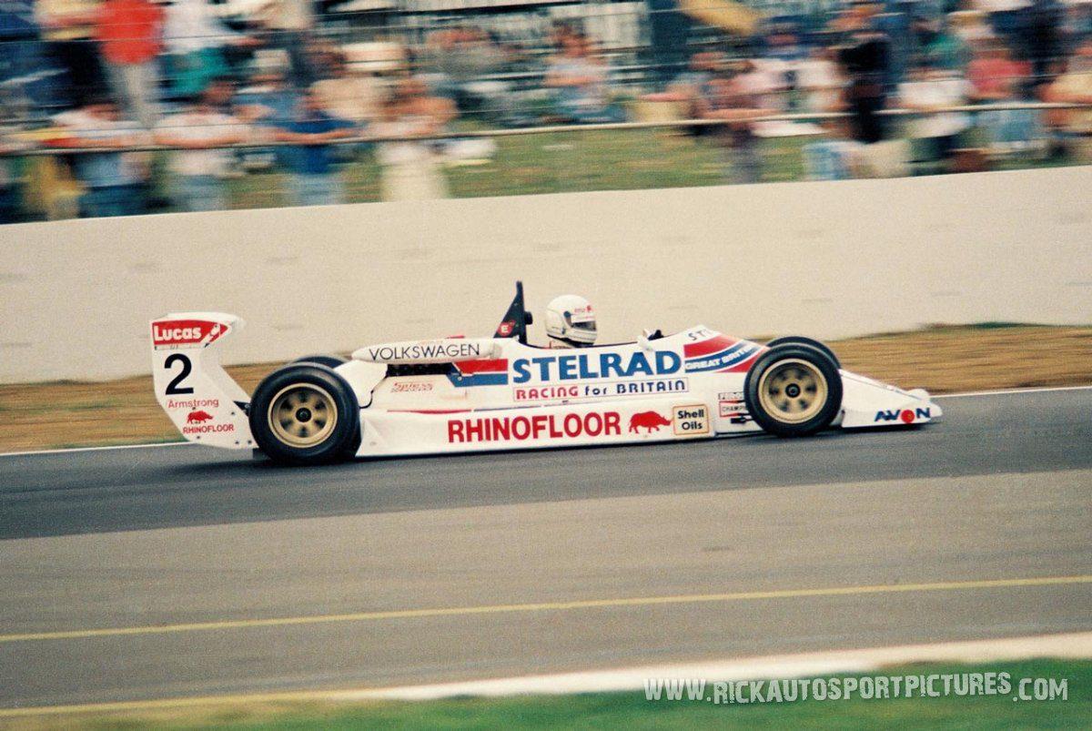 Johnny Herbert Silverstone 1987