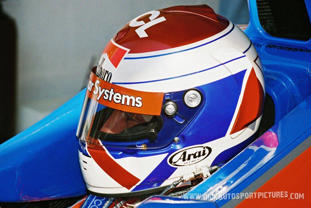 Jos Verstappen 1996