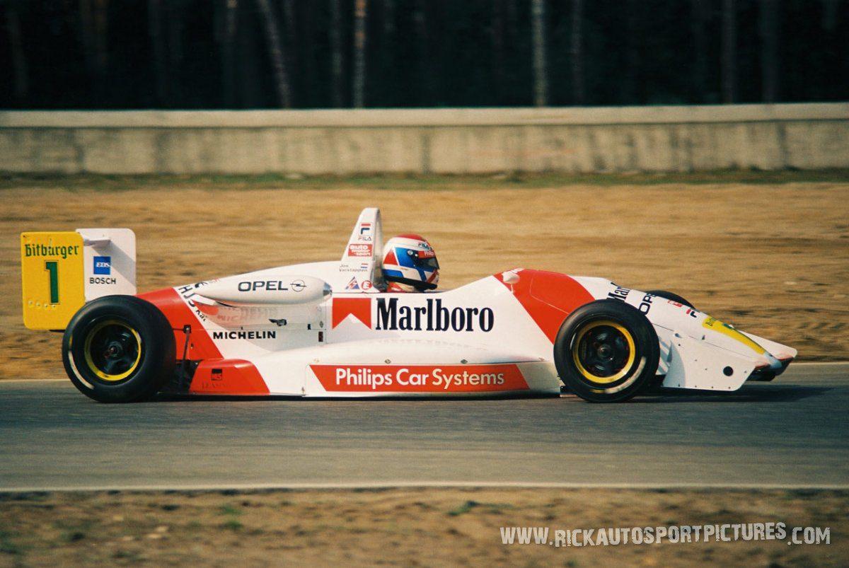 Jos Verstappen Zolder 1993