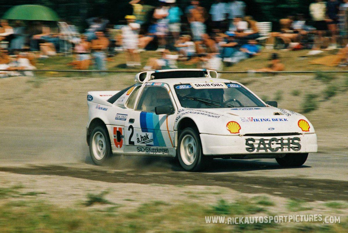 Martin Schanche Valkenswaard 1989