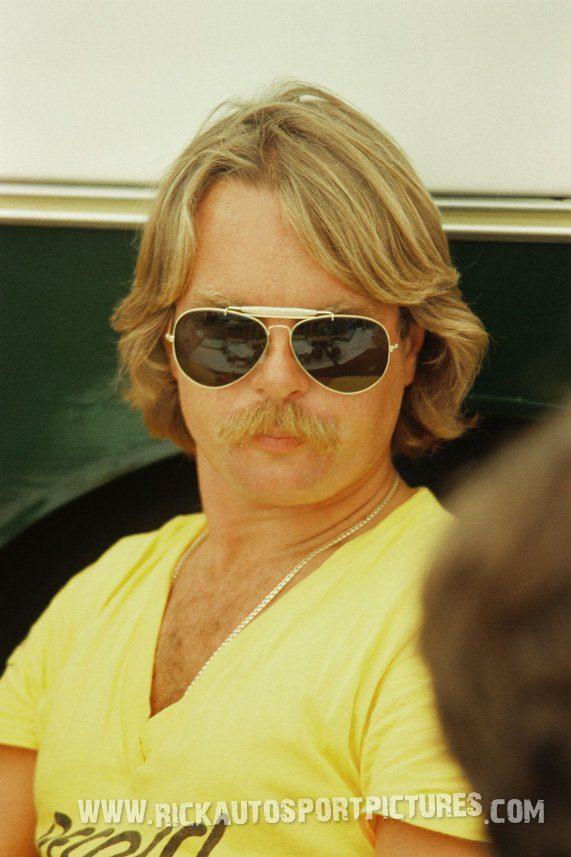 Keke Rosberg zandvoort 1984