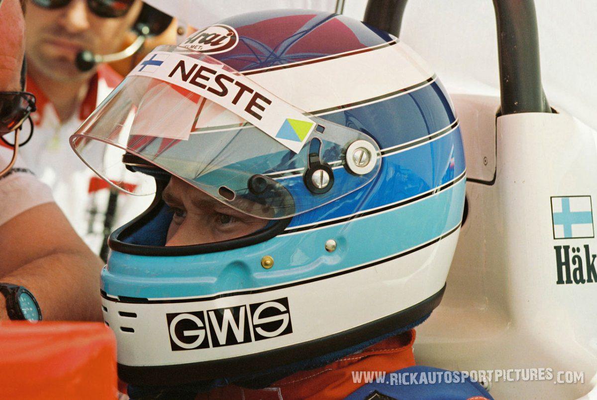 Mika Hakkinen F3