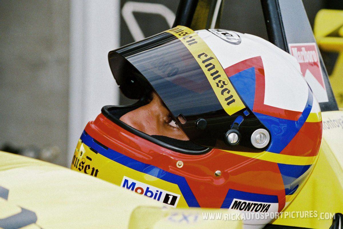 Juan Pablo Montoya F3
