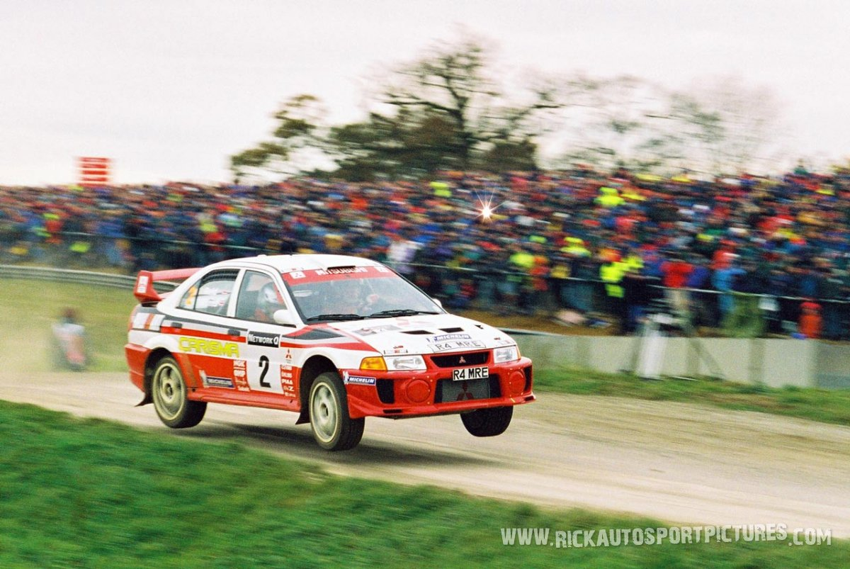 Richard Burns RAC Rally 1998
