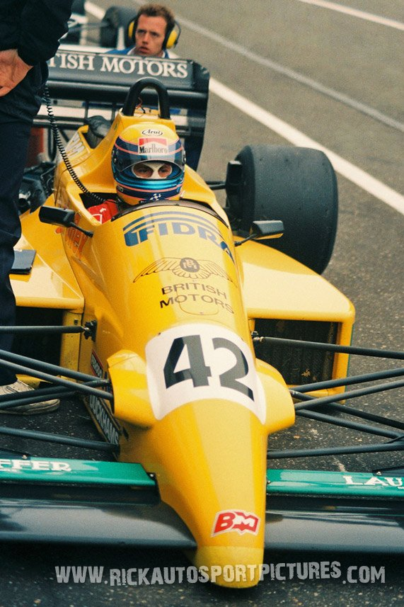 Roberto Moreno F3000