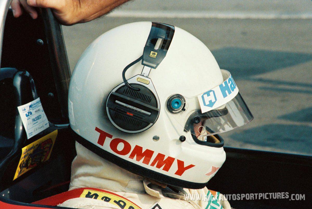 Tommy Byrne Silverstone 1983