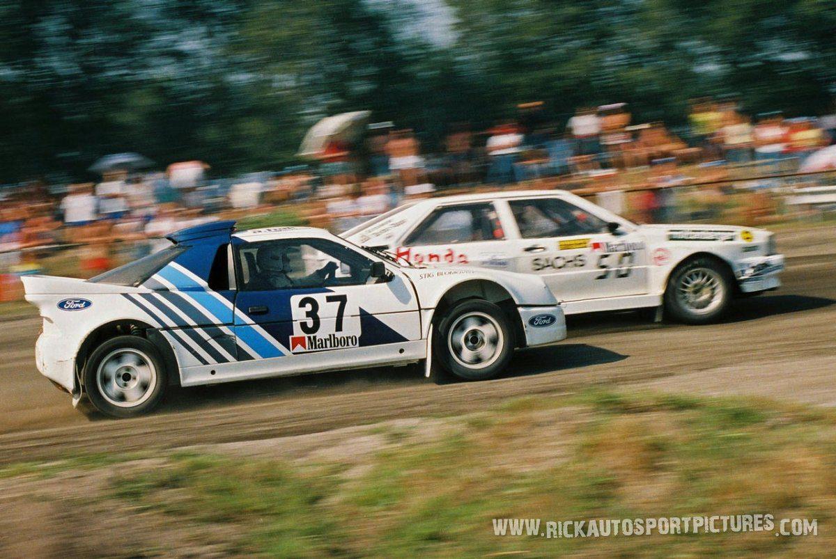 Stig Blomqvist Valkenswaard 1990