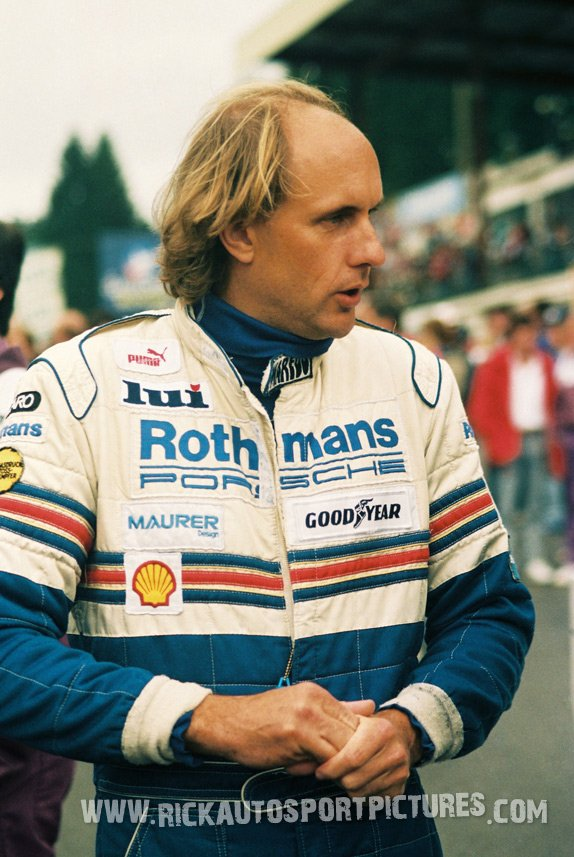 Hans Stuck Spa 1000km 1987