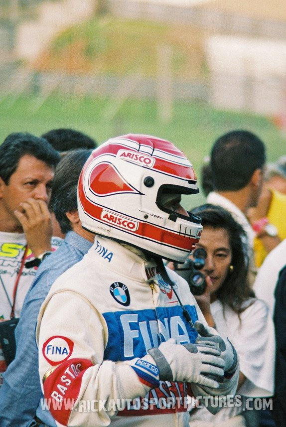 Nelson Piquet, Spa 1995