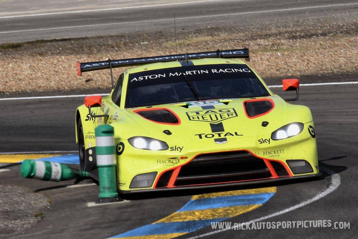 Aston Martin Racing Le Mans 2018