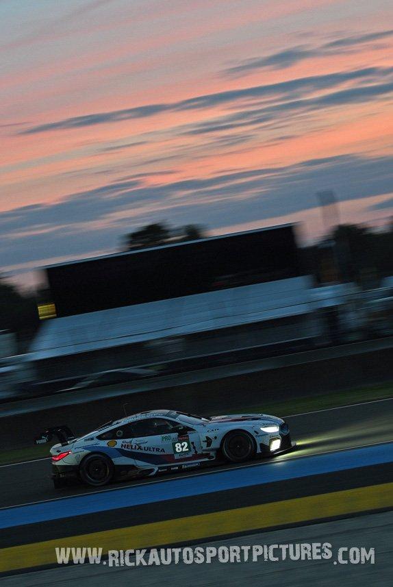 BMW Team MTEK Le Mans 2018