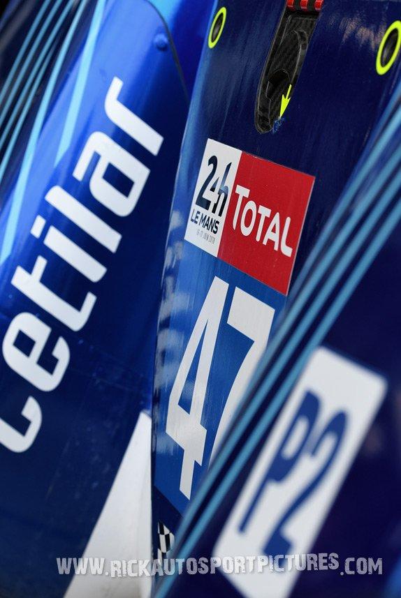 Cetilar Villorba Corse Le Mans 2018