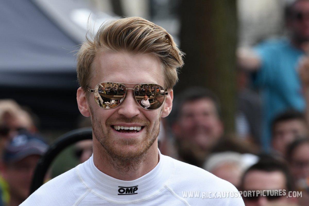 Ollie Webb Le Mans 2018