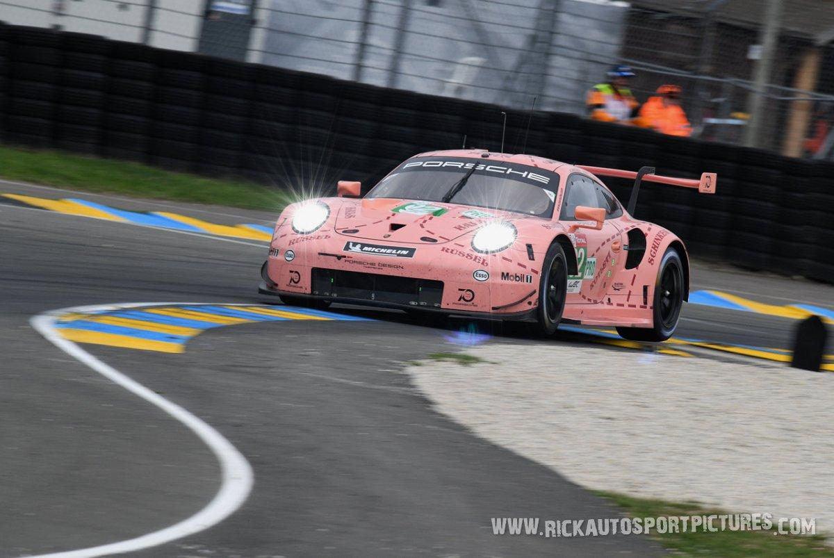 Porsche GT Team Le Mans 2018
