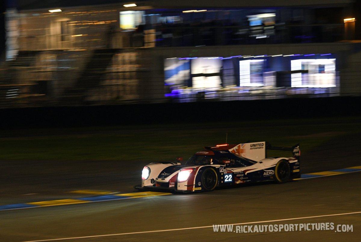 United Autosports Le Mans 2018