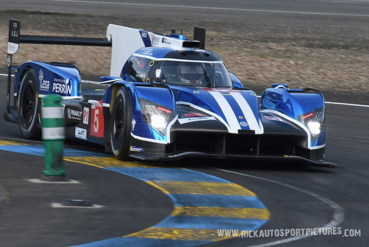 Ginetta Le Mans 2018