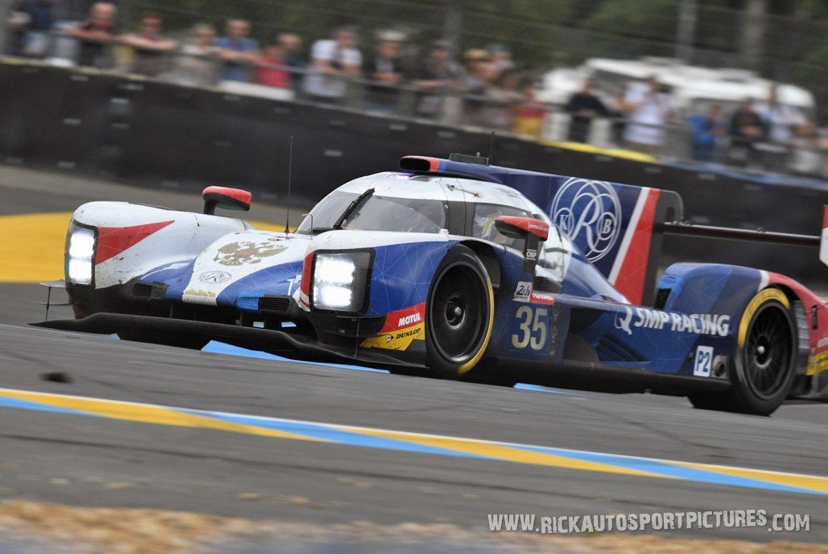 SMP Racing Le Mans 2018