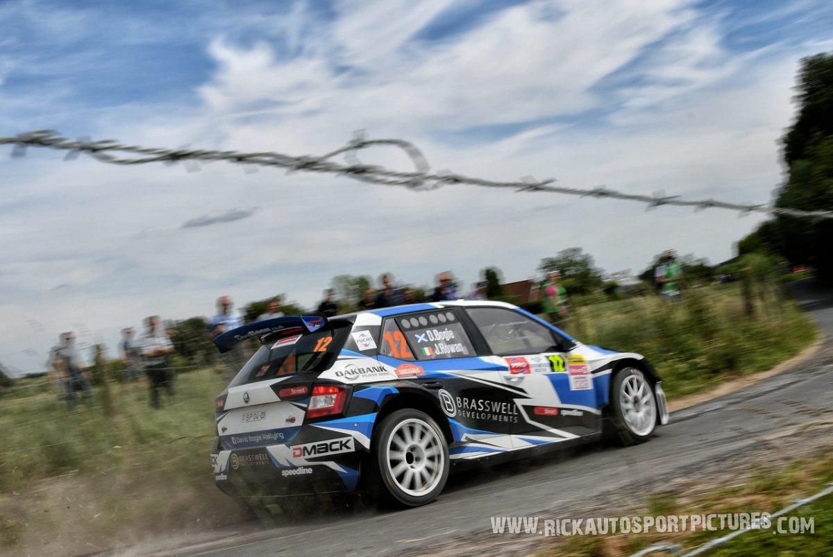 David Bogie-Ypres-Rally-2018