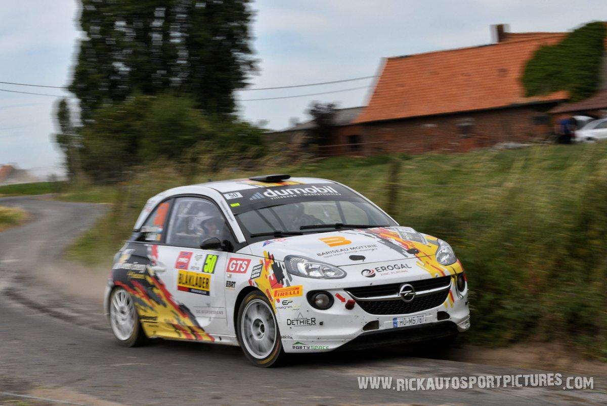 Gregoire Munster-Ieper-Rally-2018
