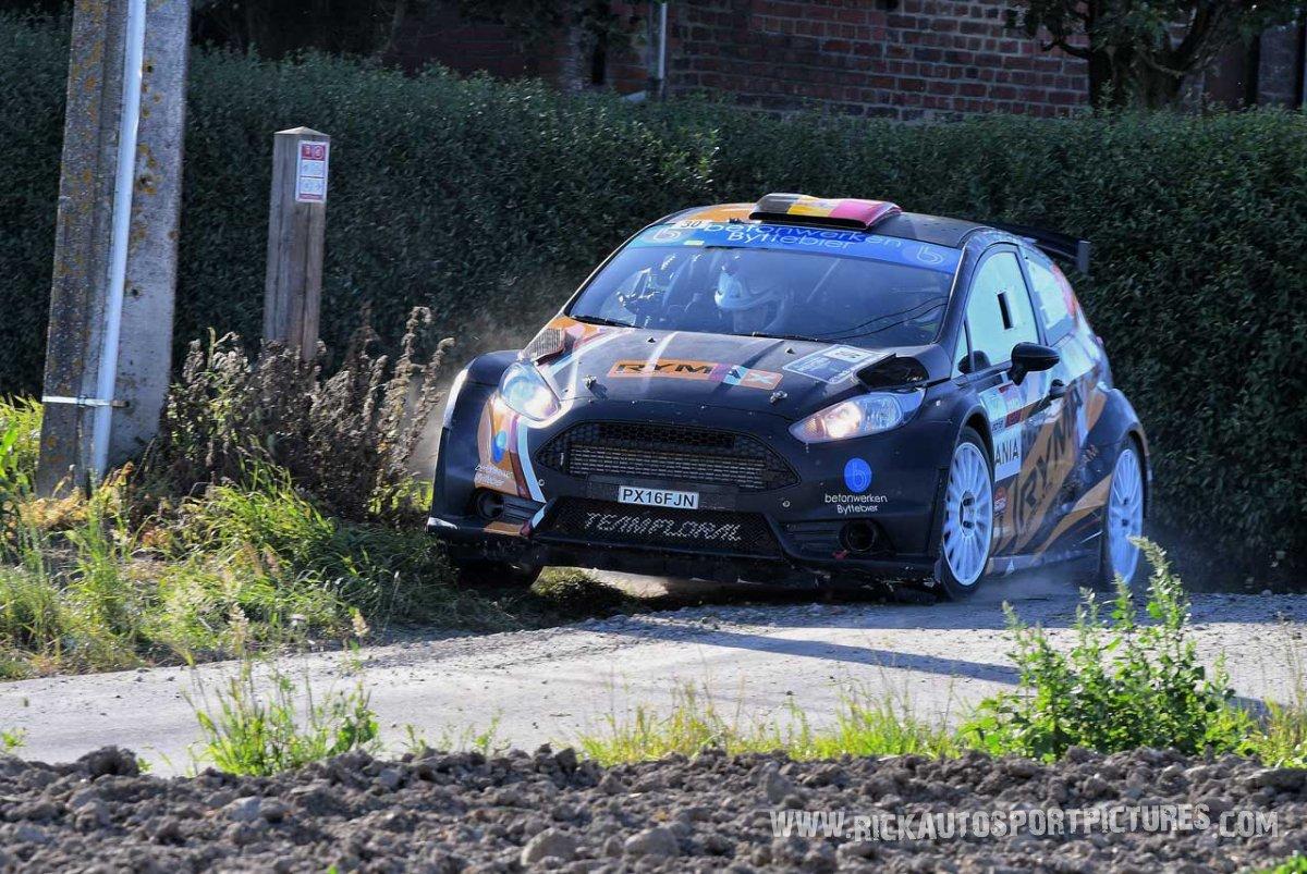 Bruno Parmentier-Ieper-Rally-2018