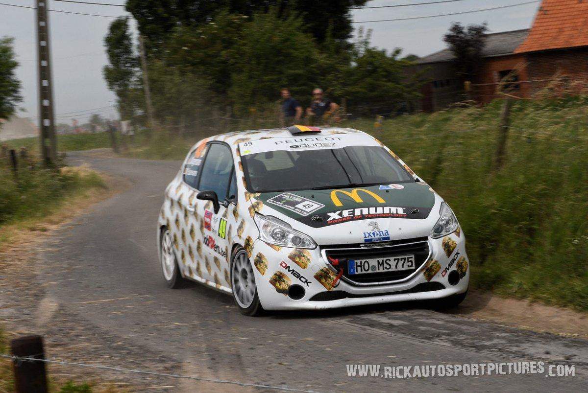 Joachim Wagemans-Ieper-Rally-2018