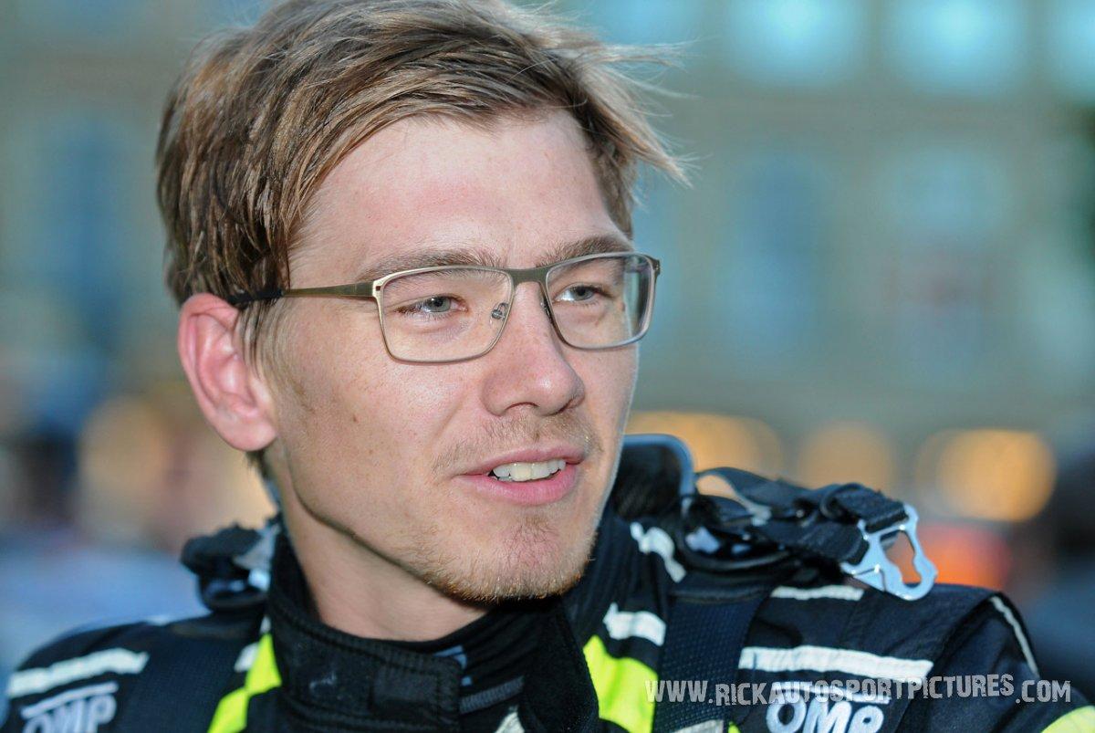 Rhys Yates ypres ieper rally 2018