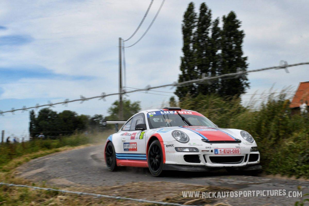 Jochen Claerhout-Ieper-Rally-2018