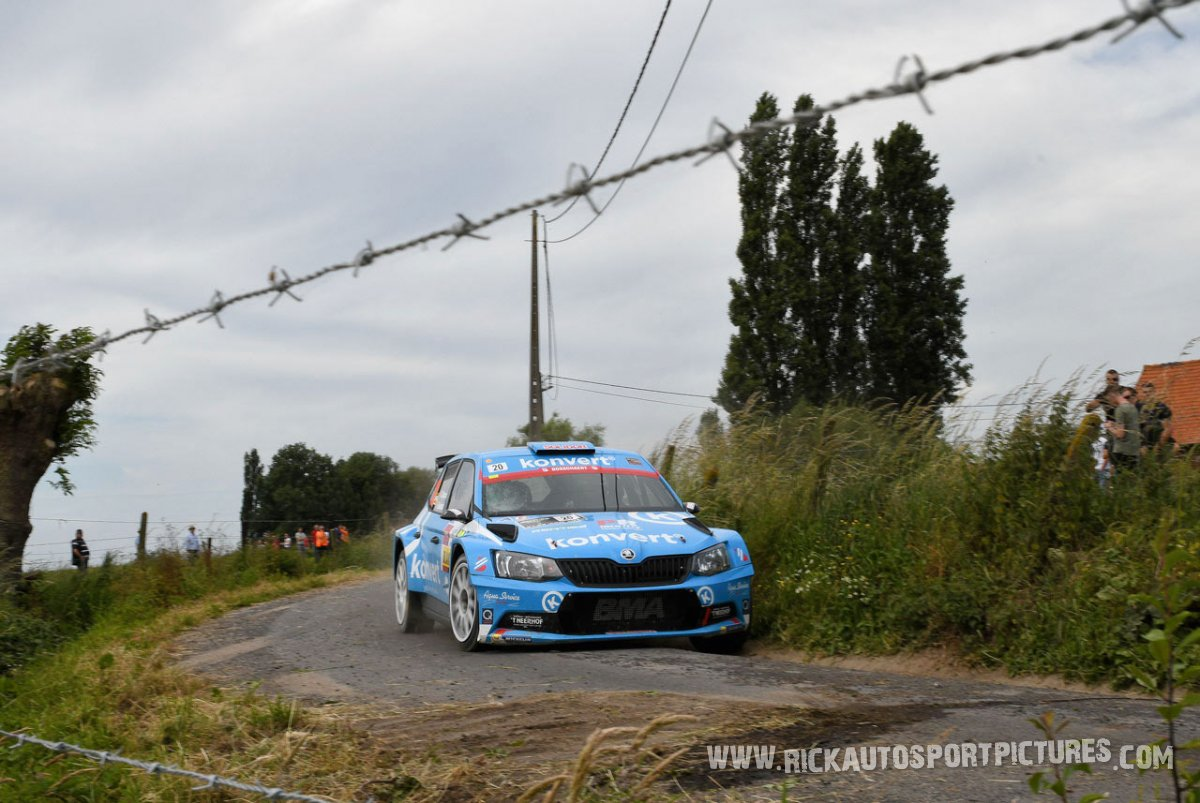 Didier Duquesne ypres ieper rally 2018