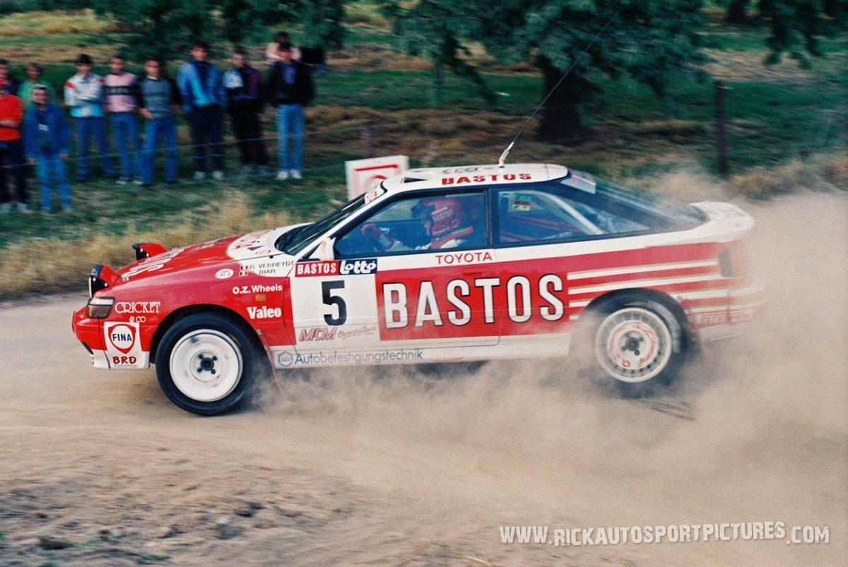 Renaud Verreydt Haspengouw 1990