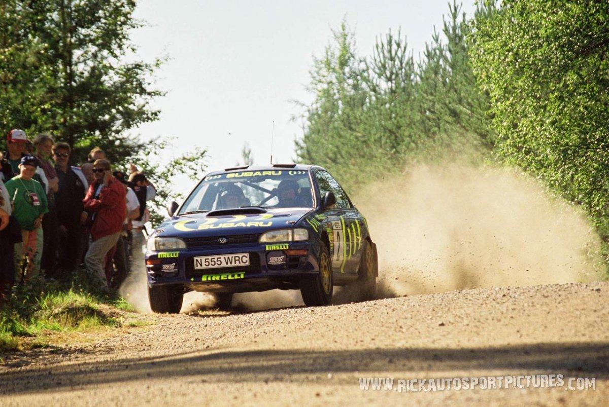 Kenneth Eriksson 1000 1996