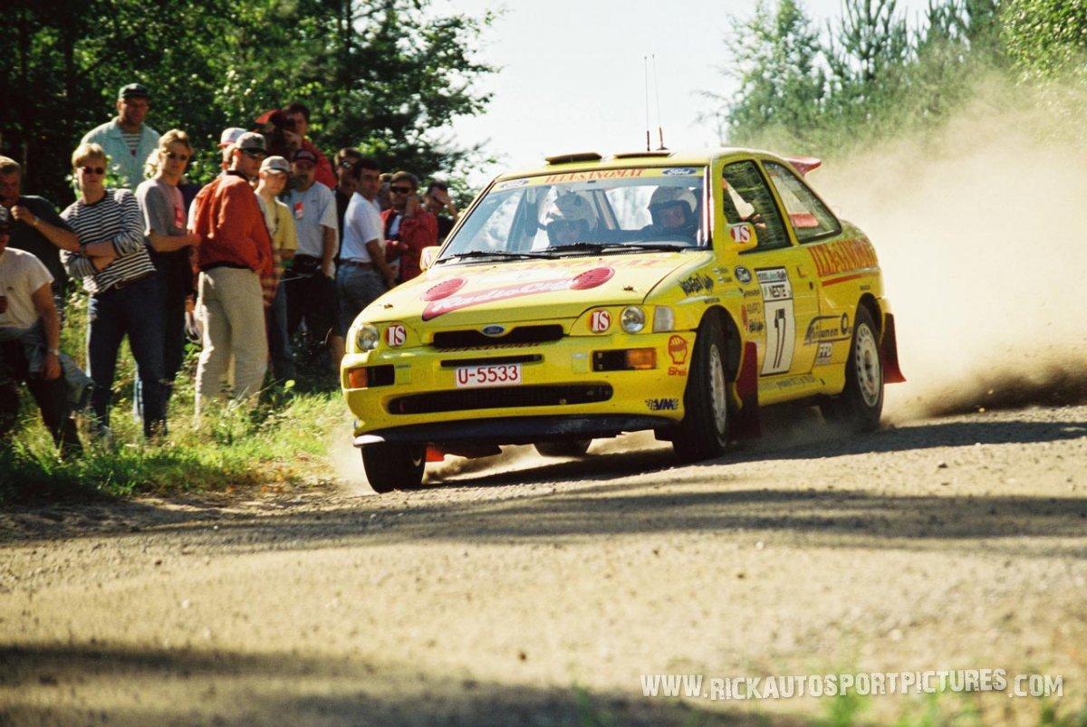 Jarmo Kytölehto 1000 Lakes 1996