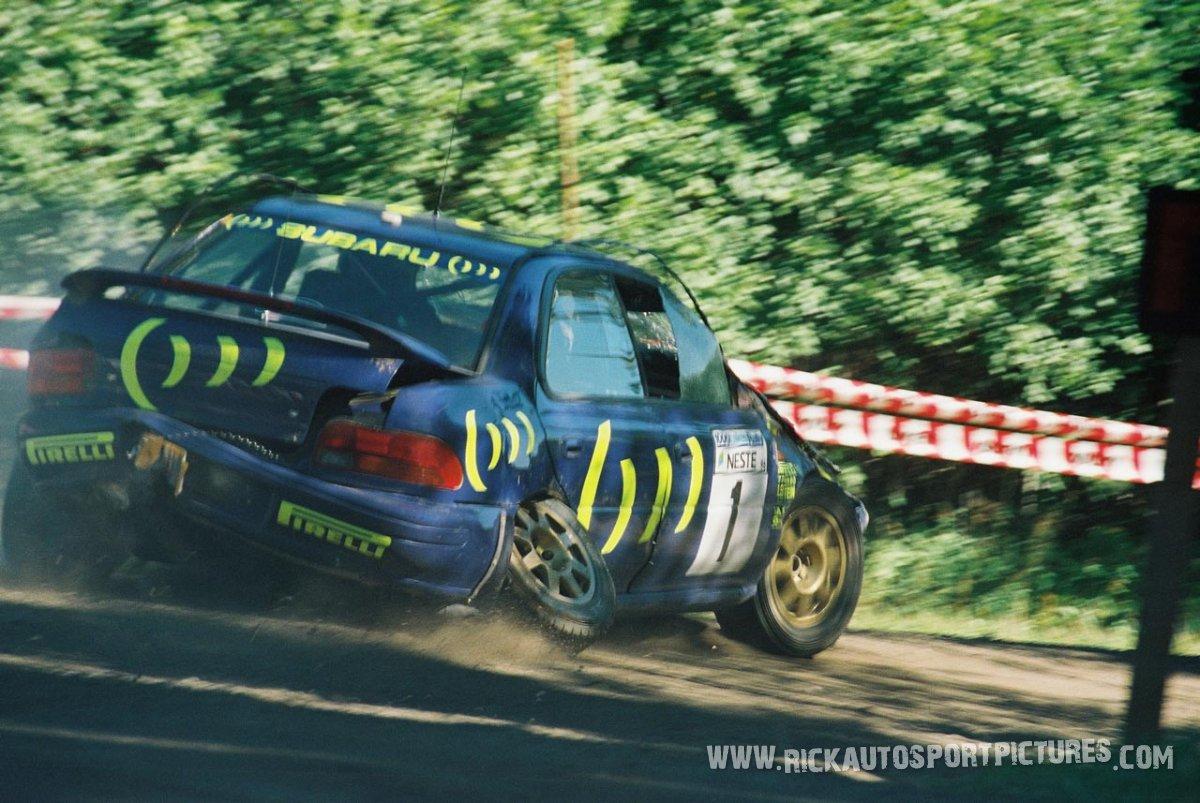 Colin McRae 1000 Lakes 1996