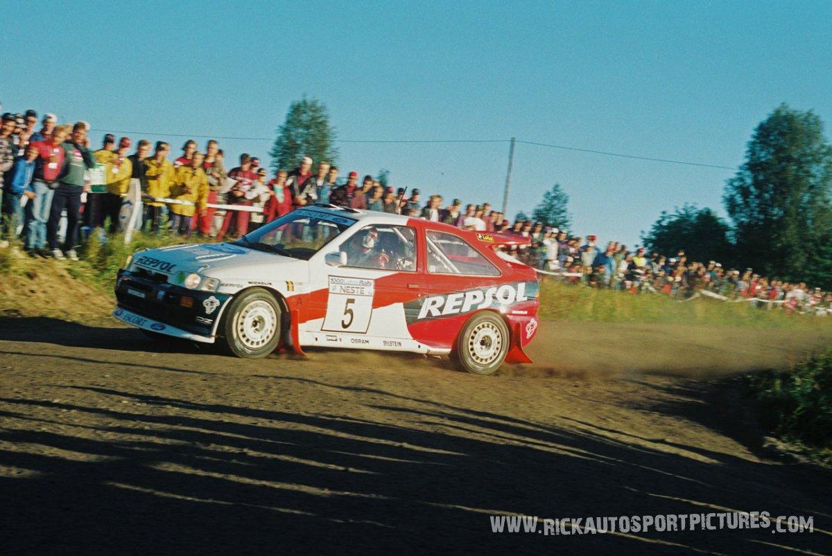 Bruno Thiry 1000 Lakes 1996