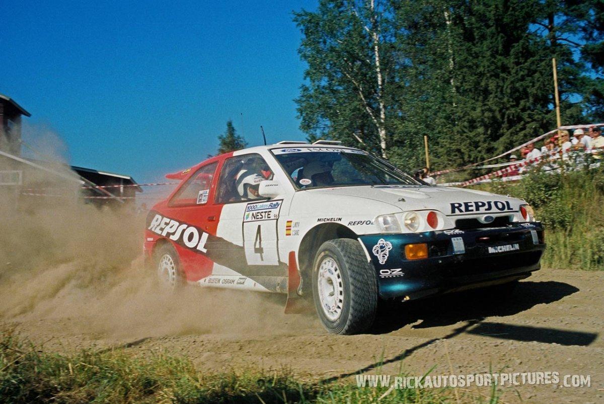 Carlos Sainz 1000 Lakes 1996