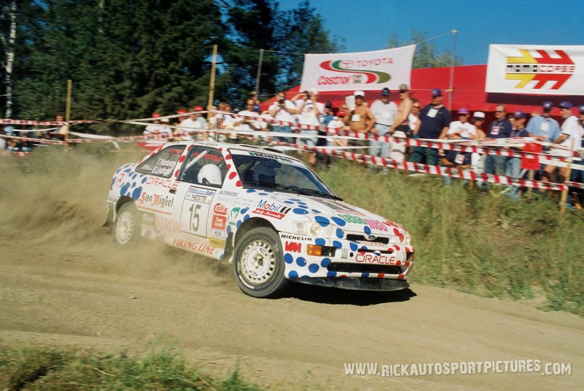 Sebastian Lindholm 1000 Lakes 1996