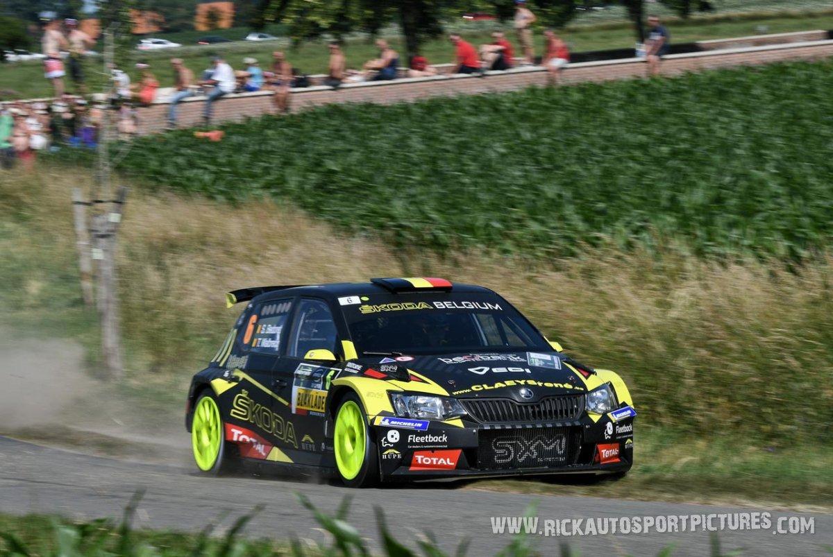 Sebastien Bedoret ypres ieper rally 2019