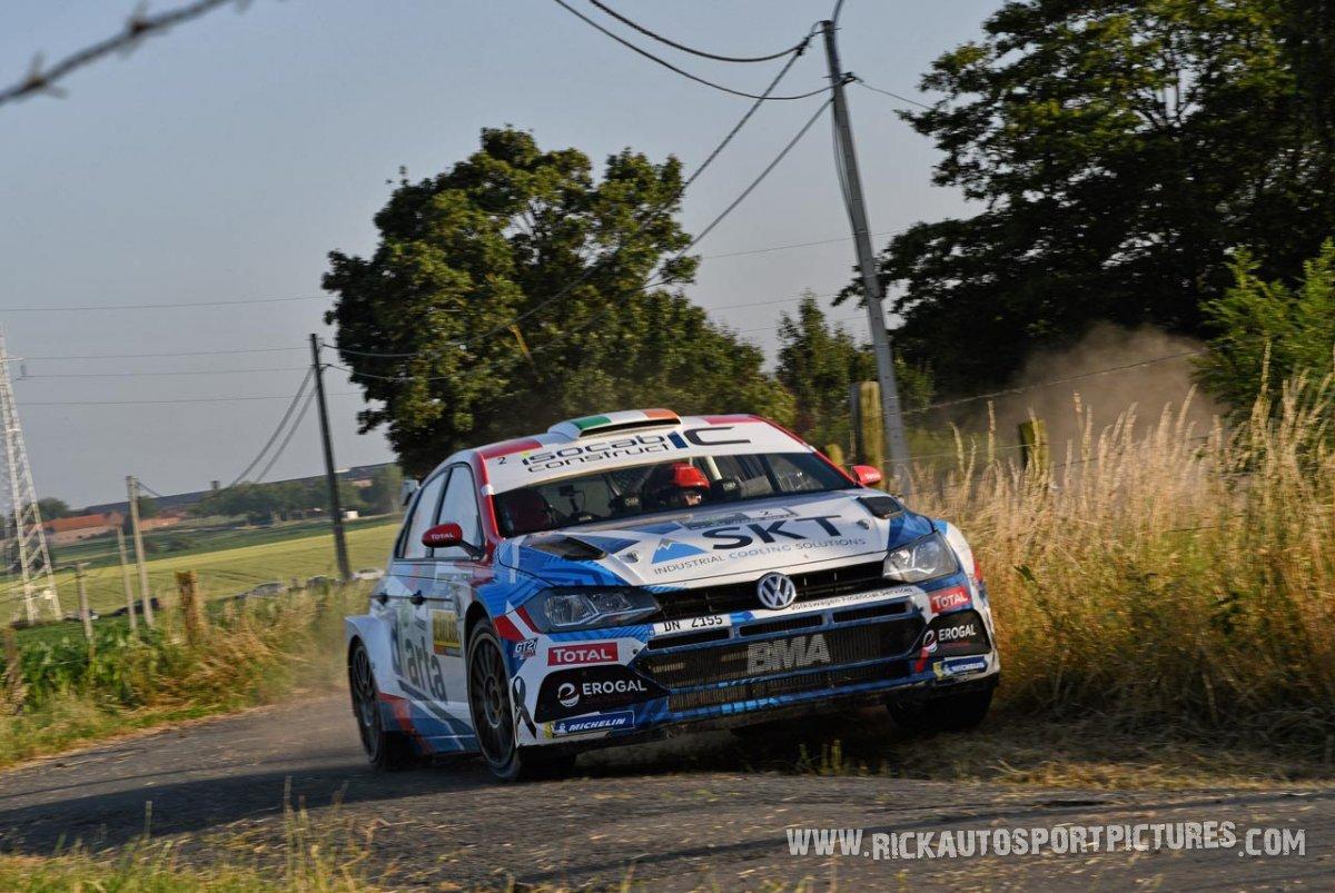 Craig Breen ypres ieper rally 2019