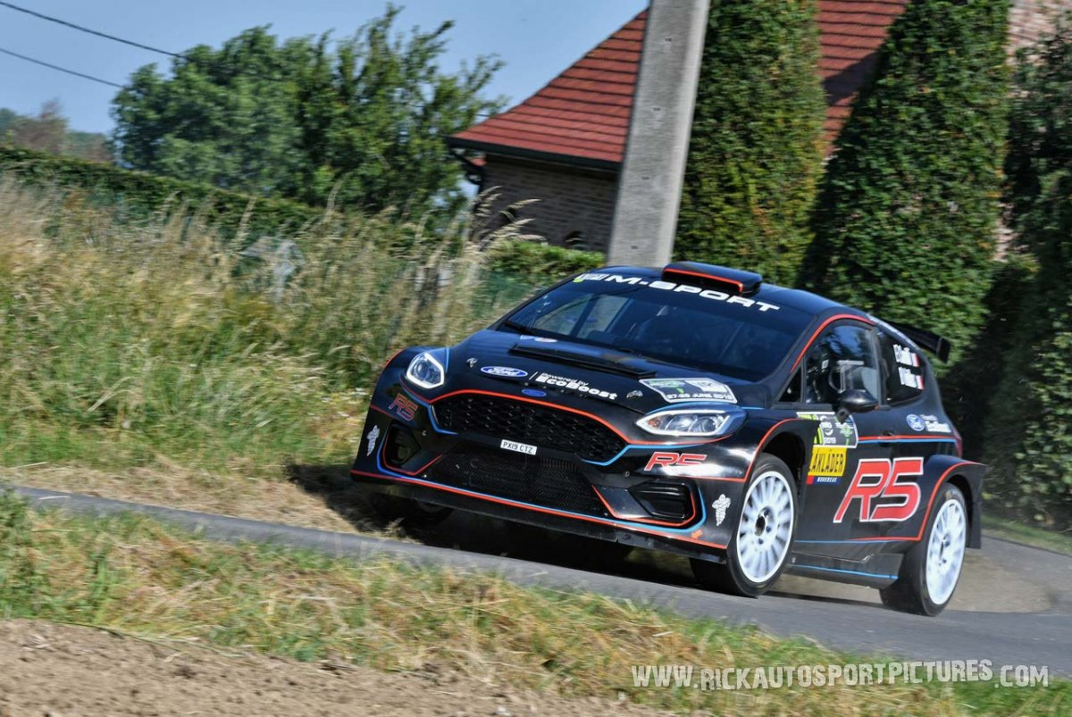 Eric Camilli ypres ieper rally 2019