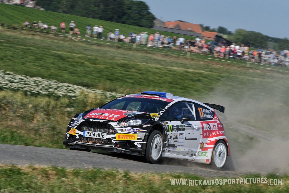Alex Laffey-Ypres-Rally-2019