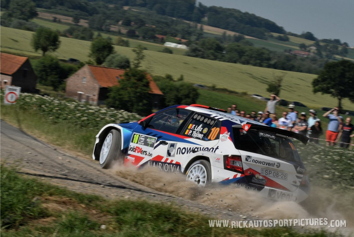Freddy Loix-Rally-Ieper-2019